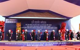 Khởi công xây dựng dự án 1 tỷ USD ở KCN Quang Châu (Bắc Giang)
