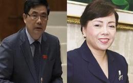 Bộ trưởng Nguyễn Thị Kim Tiến và Bộ trưởng Cao Đức Phát tiếp tục tại vị