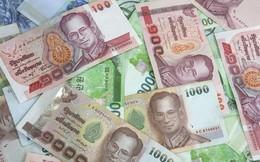 """Thái Lan """"méo mặt"""" vì baht trở thành đồng tiền mạnh nhất châu Á"""