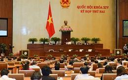 Sáng nay, Quốc hội họp phiên bế mạc Kỳ họp thứ 2