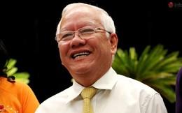 Nguyên Chủ tịch UBND TP.HCM Lê Hoàng Quân nhận quyết định nghỉ hưu