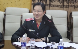 Nữ Phó Tổng thanh tra Chính phủ được giới thiệu ứng cử ĐBQH
