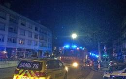 Nổ quán bar ở Pháp, 13 người chết