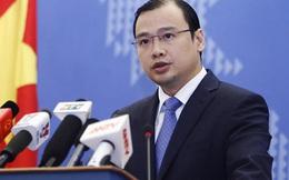 Việt Nam phản ứng việc Trung Quốc đưa máy bay ra Hoàng Sa