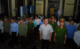 Bà Hứa Thị Phấn, ông Hoàng Văn Toàn, bà Phạm Thị Trang bị khởi tố tội danh gì?