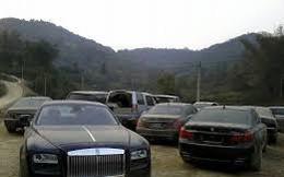 Tịch thu 25 xe sang để bán sung công sau vụ Dũng 'mặt sắt'