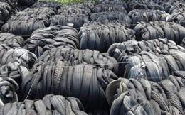 Gần 90 container lốp xe tồn đọng tại cảng Cát Lái