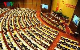Khai mạc phiên họp 45 Ủy ban Thường vụ Quốc hội