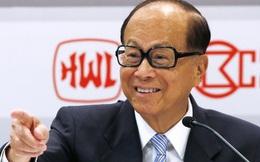 """Tỷ phú giàu nhất Hồng Kông trở lại """"cuộc chơi"""" bất động sản"""