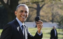Vì sao Tổng thống Mỹ không được dùng iPhone?