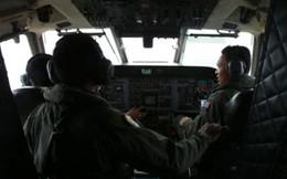 Trực thăng mất tích ở Malaysia