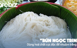 """Thực đơn biết """"ăn là chết"""" nhưng vẫn phải cho vào bụng hàng ngày của người Việt"""