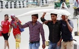 Ấn Độ nóng thiêu đốt, 135 người chết