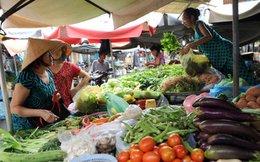 Nhiều loại rau xanh tăng giá