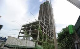 """Tháp 2.000 tỷ Vicem Tower """"chết khô"""" cạnh tòa nhà cao nhất Việt Nam"""