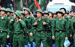 Những điểm mới của Luật nghĩa vụ quân sự có hiệu lực từ ngày 1/1/2016