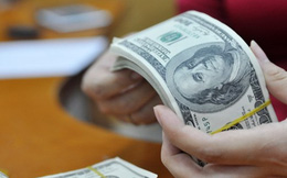 Vietcombank, VietinBank, BIDV đồng loạt nâng mạnh giá USD