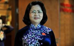 Bà Đặng Thị Ngọc Thịnh tái đắc cử Phó Chủ tịch nước
