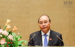 Tân Thủ tướng Nguyễn Xuân Phúc đã đọc lời tuyên thệ