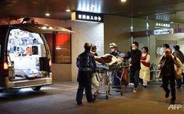 Nhật xảy ra trận động đất thứ hai 7,3 độ richter, nhiều thương vong