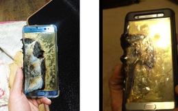 Samsung VN tạm dừng bán Galaxy Note7sau vụ điện thoại phát nổ