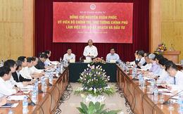 Thủ tướng Nguyễn Xuân Phúc: Phải dỡ bỏ ngay các rào cản phát triển
