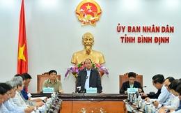 Thủ tướng quyết định hỗ trợ Bình Định 80 tỷ và 2.000 tấn gạo