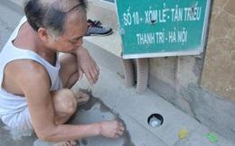 Thông tin mới nhất về vụ hóa đơn nước 19 triệu đồng ở Hà Nội