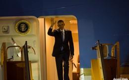 Đoàn xe Tổng thống Hoa Kỳ Obama đã đến khách sạn Marriott