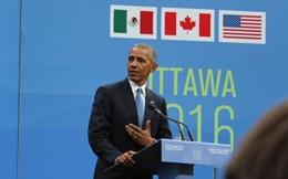 Tổng thống Obama nói gì về giá dầu?
