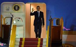 Hà Nội chào đón Tổng thống Obama dưới ống kính báo quốc tế