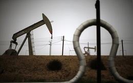Giá dầu đứt mạch giảm 2 phiên