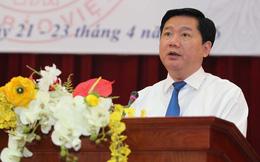 """Bí thư Đinh La Thăng cùng báo chí trị """"bệnh"""" thành tích"""