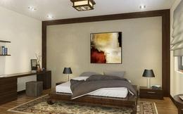 Phòng ngủ và chín điều kiêng kỵ bạn nhất định phải biết để nâng cao chất lượng sống