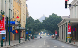 Hà Nội đồng loạt cải tạo 3 tuyến phố Tràng Tiền - Tràng Thi - Điện Biên Phủ