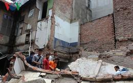 Sập nhà 43 Cửa Bắc: Mối nguy thật từ nhà cũ nát