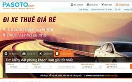 Website bán vé xe Pasoto.com được bán cho công ty nước ngoài