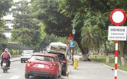 Hôm nay cấm xe hàng chục tuyến phố quanh hồ Hoàn Kiếm