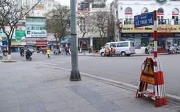 Vỉa hè Hà Nội sẽ lát bằng đá tự nhiên có tuổi thọ 70 năm