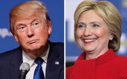 Những khác biệt lớn giữa bà Clinton và ông Trump