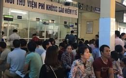 Không có thẻ BHYT, bệnh nhân chịu phí tăng 30%