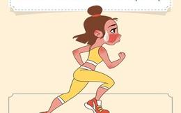 Điều kì diệu gì sẽ xảy ra nếu bạn bỏ ra 30 phút mỗi ngày để tập thể dục?