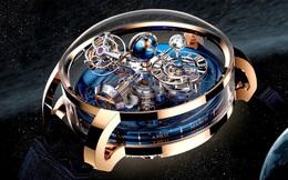Siêu phẩm đồng hồ giá bạc tỉ này được ví như một vũ trụ thu nhỏ trên cổ tay