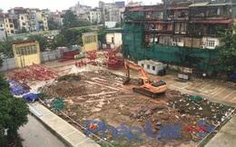 """Dự án khách sạn Park Hyatt Hà Nội """"mập mờ"""" tính pháp lý, bầu Thụy đang toan tính điều gì?"""