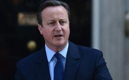 Cựu Thủ tướng Anh David Cameron mất nốt ghế nghị sĩ