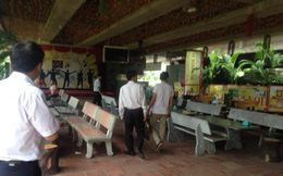 Ai bao che xây nhà hàng trái phép dưới gầm cầu ở Sóc Sơn?