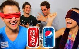 Hơn một nửa số người được hỏi thừa nhận thích vị Pepsi hơn vậy tại sao Pepsi vẫn mãi mãi là kẻ thua cuộc trước Coca-cola?