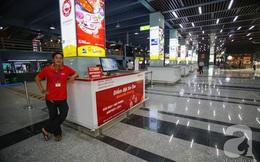 """Cận cảnh nhà xe """"5 sao"""" hạng sang, có khu thương mại ở sân bay Tân Sơn Nhất"""