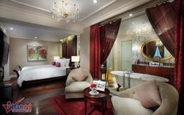 Tổng thống Pháp sẽ ở tại khách sạn Metropole Hà Nội
