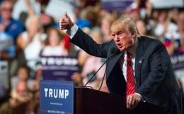Bí mật bất ngờ phía sau chiếc cà vạt đỏ của ông Donald Trump
